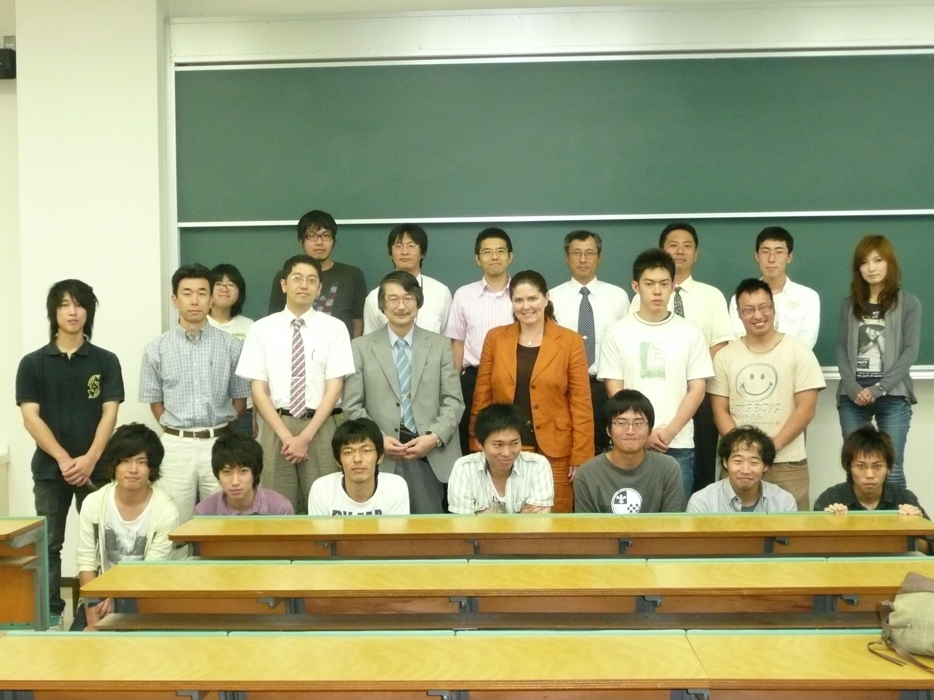 Du học Nhật Bản: Học viện Ngôn ngữ Okayama