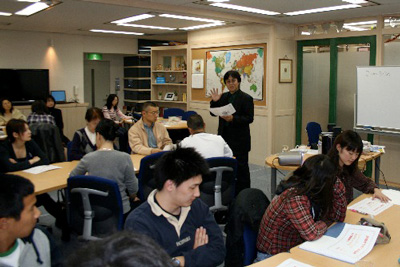 Du học Nhật Bản: Học viện Nhật ngữ Châu Á