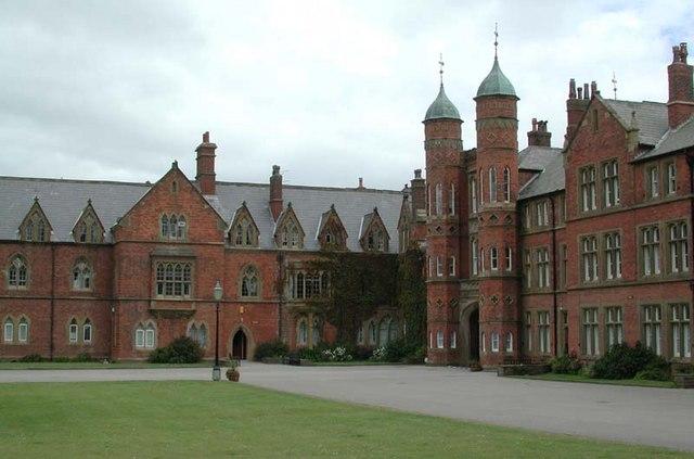 Du học Anh: Trường nội trú Rossall