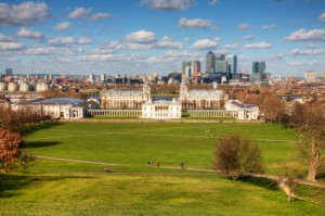 Greenwich 300x199 Du học Anh: Đi bộ ở London