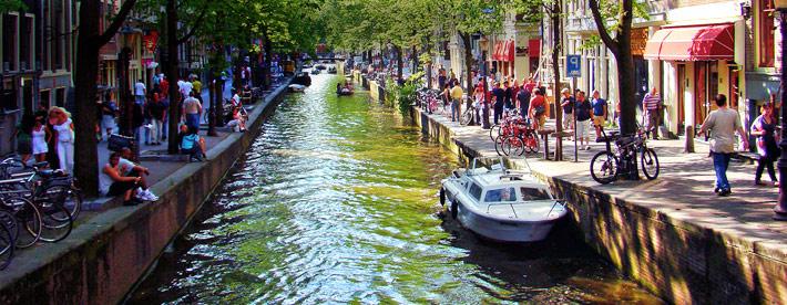 Hà Lan: Đôi nét về thủ đô Amsterdam – Venice trong lòng phương Bắc