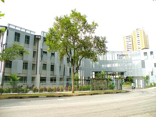 curtin1 Du học với Đại học Curtin tại Singapore
