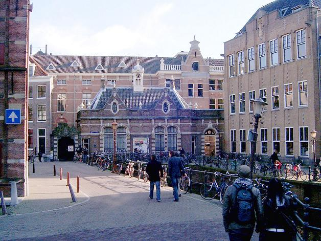 University of Amsterdam1 Du học Hà Lan với trường đại học Amsterdam