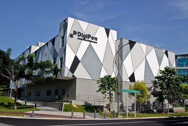 DigiPen Institute of Technology Singapore1 Du học Singapore với học viện công nghệ DigiPen