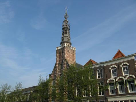 Học bổng du học Hà Lan tại trường đại học Leiden
