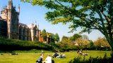 Khung cảnh trường đại học Ulster