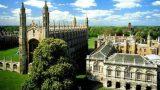 Khung cảnh tuyệt đẹp tại trường Cambridge