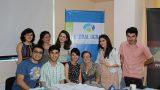 Sinh viên Global UGRAD năm 2013