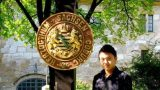 Nhật Minh du học sinh tại Đức