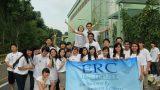 . Sinh viên theo học tại ERC luôn được trải nghiệm trong một môi trường giáo dục xuất sắc