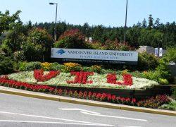 , ĐH Vancouver Island (VIU) thu hút rất nhiều sinh viên quốc tế.