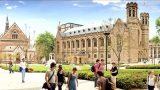 Khuân viên tuyệt đẹp tại trường đại học Adelaide