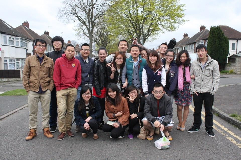 Kinh nghiệm du học Anh với tuần đầu tiên tại Anh Quốc