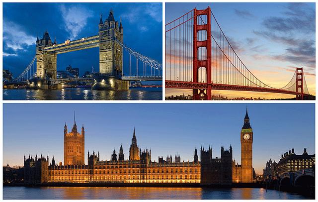 Trắc nghiệm: Bạn phù hợp với thành phố nào tại Anh