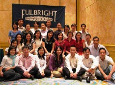 Học bổng du học Mỹ toàn phần FullBright 2016 – 2017