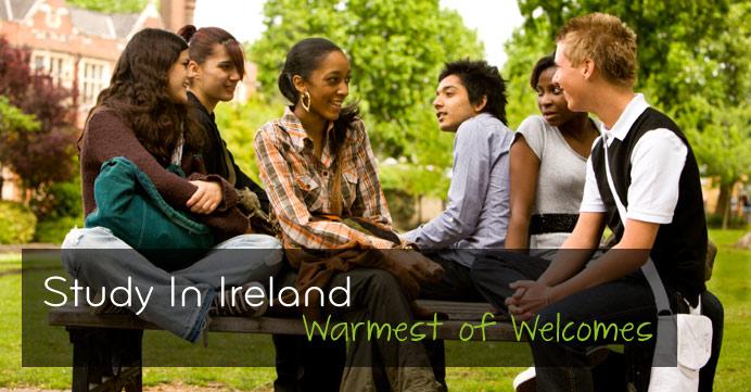 Học bổng chính phủ Ireland 2016 – 2017