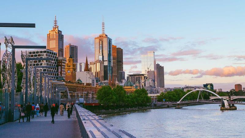 1-Melbourne-Avustralya