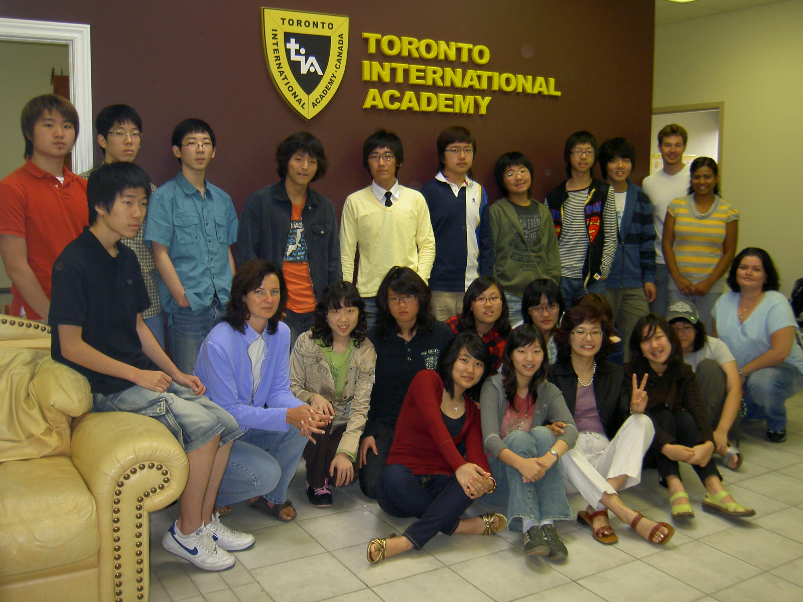 Trung học tư thục Canada- Toronto International Academy