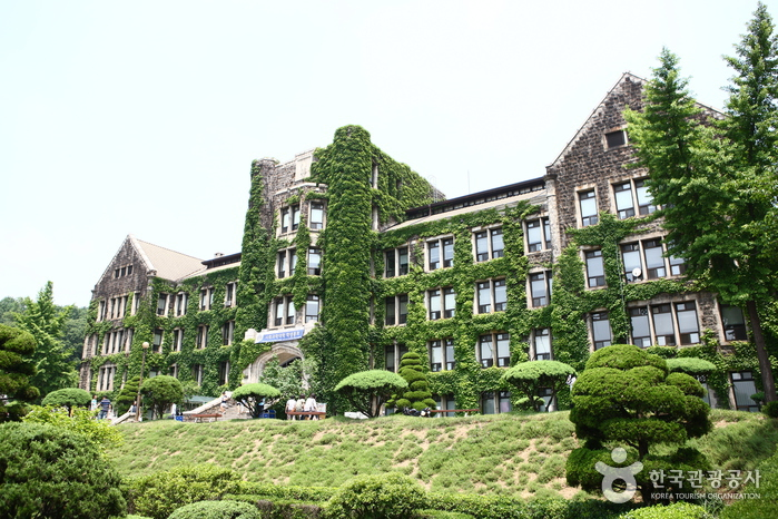 Đại học Yonsei- một  trong ba trường đại học Hàn Quốc tốt nhất