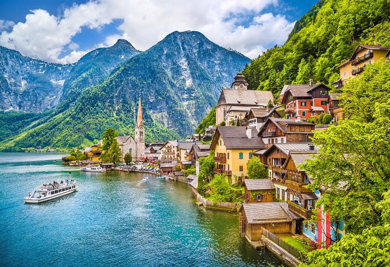 Hội thảo du học Áo: Xu hướng mới tiến tới châu Âu!