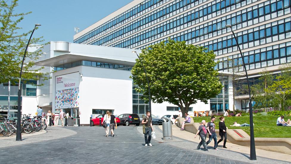 Đại học Sheffield Hallam – ngôi trường của những thành tích