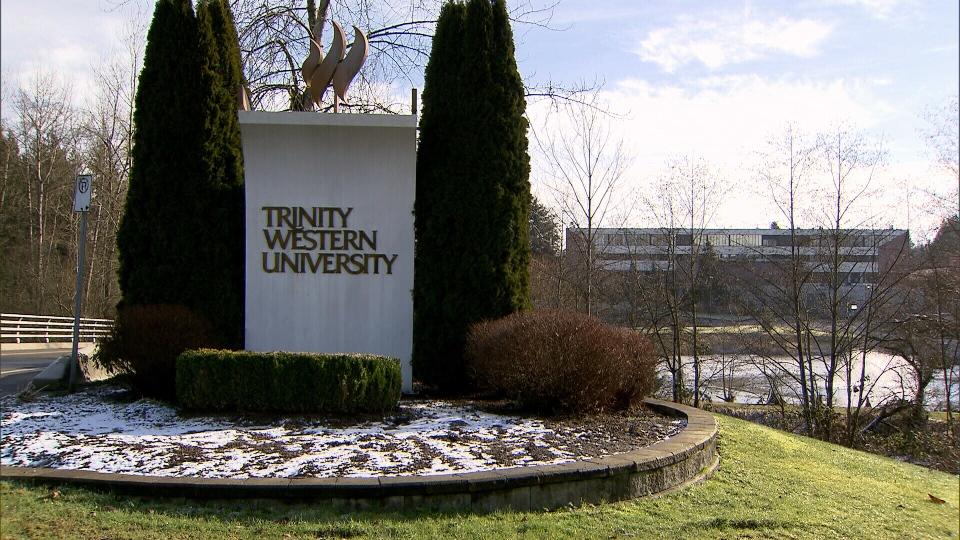 Trinity Western đại học Canada tầm cỡ quốc tế