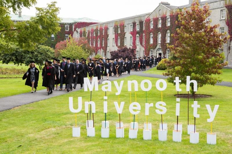 Học tập tại Ailen với đại học quốc gia Maynooth