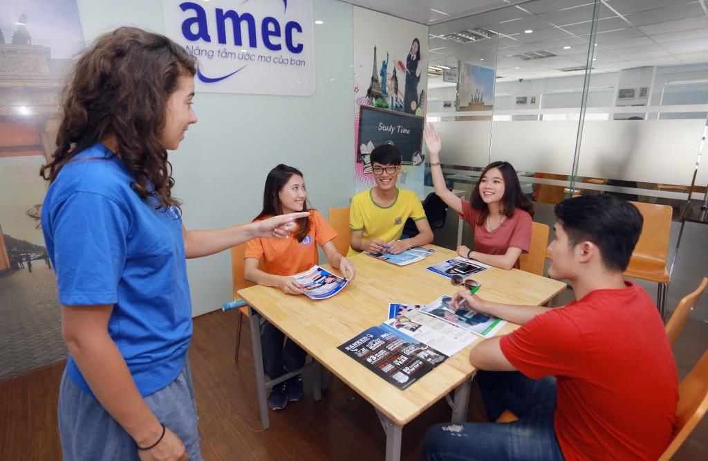 Học thử phát âm tiếng Đức hoàn toàn miễn phí chỉ có tại AMEC