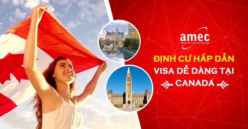 Hội thảo du học Canada: Định cư hấp dẫn – Visa dễ dàng