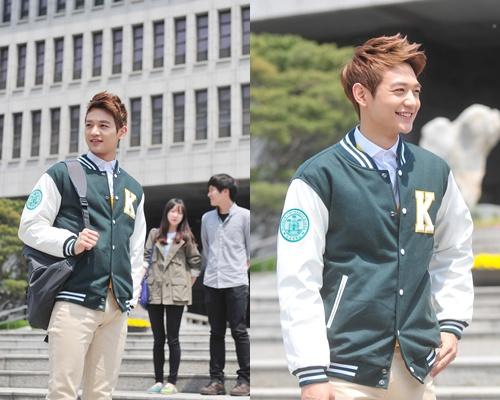 Đến với đại học Konkuk nơi sản sinh ra những ngôi sao hàng đầu Hàn Quốc