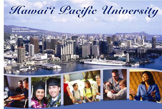 Hawai'i Pacific – đại học tốt nhất phía Tây nước Mỹ