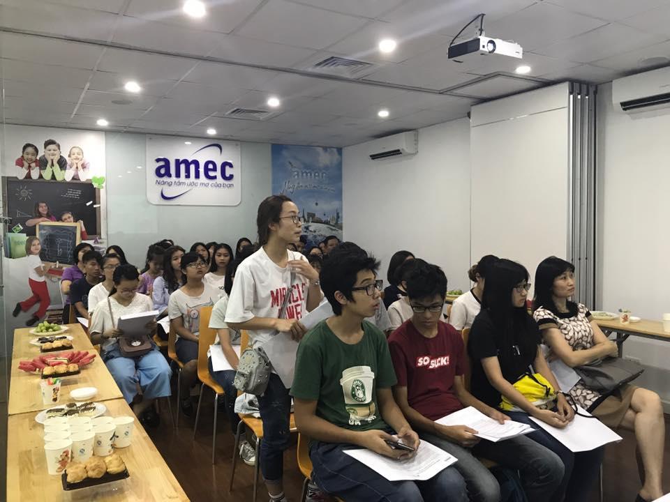 Sự kiện du học Đức tại AMEC có gì tìm ngay lời giải tại đây