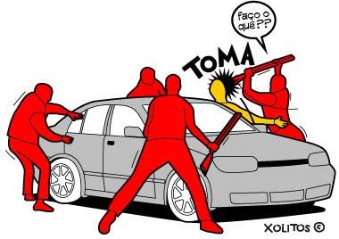 The carjacking