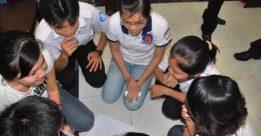 Huấn luyện miễn phí kỹ năng mềm cho sinh viên