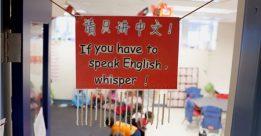 Trường học Mỹ sốt tiếng Hoa