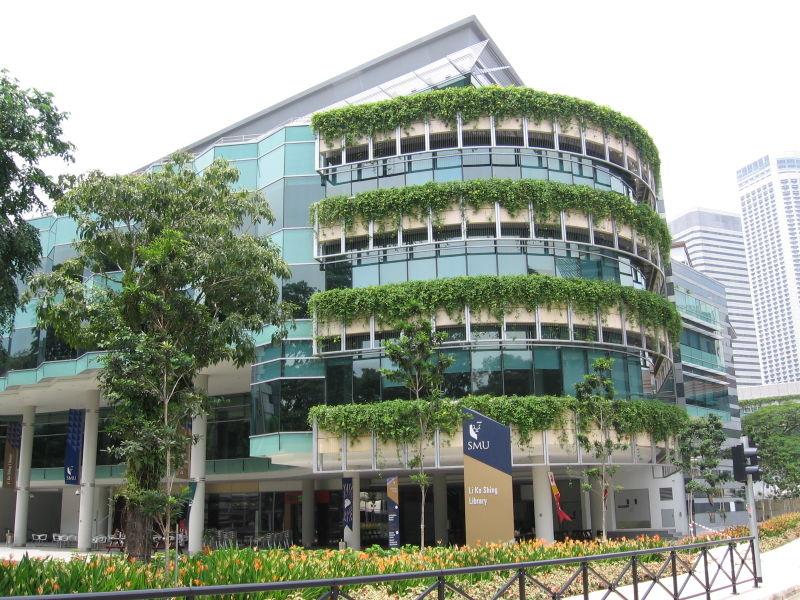 Du học Singapore: Đại học quản lý Singapore (SMU)