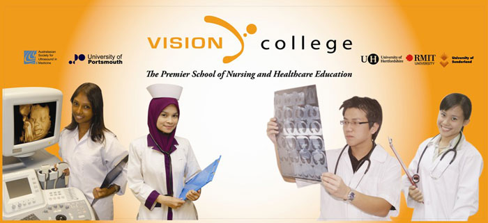 Du học New Zealand: Vision college