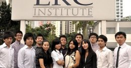 Erc Institute – du học Singapore