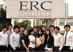 Erc Institute – du học Singapore
