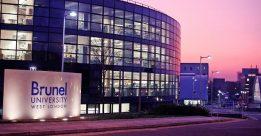 Du học Anh đại học Brunel top 10 các trường tại London