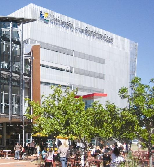 Du học Úc cùng đại học Sunshine Coast