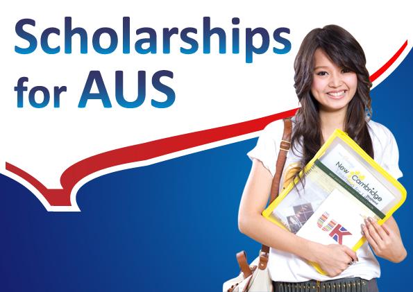 Học bổng phát triển Úc năm 2013