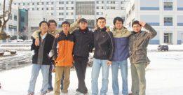 Du học sinh Hàn Quốc