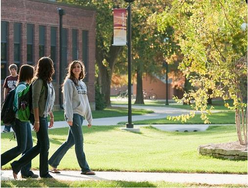 Du học Mỹ tại cao đẳng Hesston