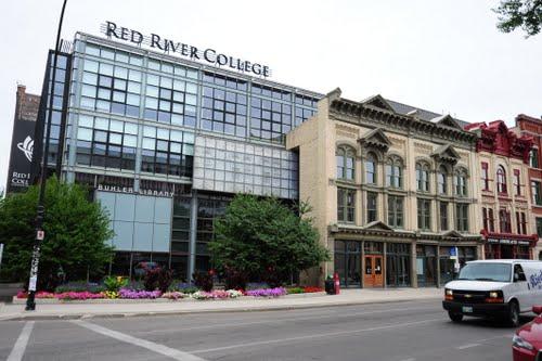 Du học Canada tại trường cao đẳng Red River