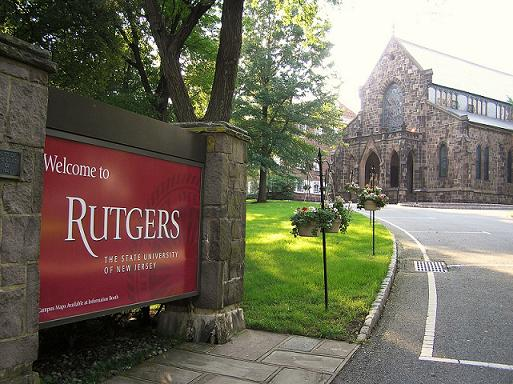 Du học Mỹ tại đại học Rutgers – Camdem, New Jersey
