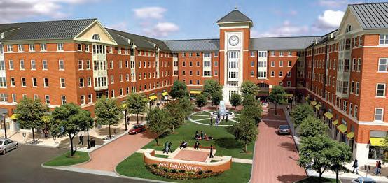 Du học Mỹ tại đại học Salisbury