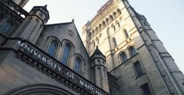 Trường đại học Manchester