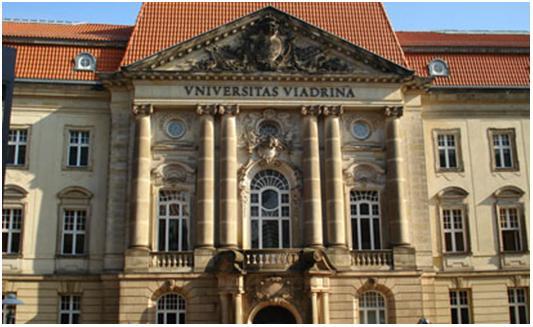 Du học Đức tại trường đại học European Viadrina