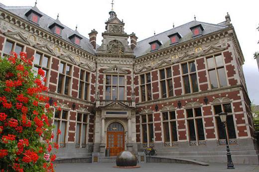 Du học Hà Lan với trường đại học Utrecht